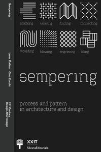 Libro Sempering. Process and pattern in architecture and design