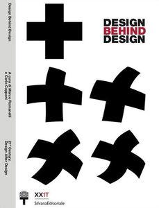 Libro Design behind design