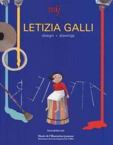 Antondemarirreguera.es Letizia Galli. Disegni-Drawings. Ediz. a colori Image