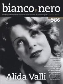 Premioquesti.it Bianco e nero (2016). Vol. 586: Alida Valli. Image