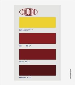 L' emozioni dei colori nell'arte. Catalogo della mostra (Rivoli, 14 marzo-23 luglio 2017). Ediz. a colori