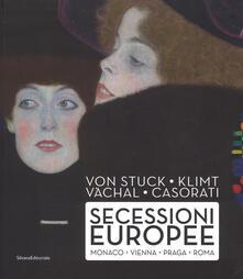 Ristorantezintonio.it Von Stuck, Klimt, Váchal, Casorati. Secessioni europee. Monaco, Vienna, Praga e Roma. Ediz. a colori Image