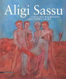Grandtoureventi.it Aligi Sassu. Catalogo ragionato dell'opera sacra. Ediz. a colori Image