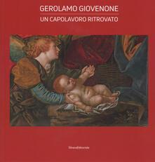 Equilibrifestival.it Gerolamo Giovenone. Un capolavoro ritrovato. Catalogo della mostra Image