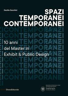 Ristorantezintonio.it Spazi temporanei contemporanei. 10 anni del master in Exhibit & public design Image