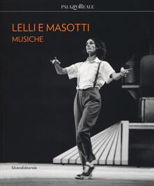 Vitalitart.it Lelli e Masotti. Musiche. Ediz. italiana e inglese Image