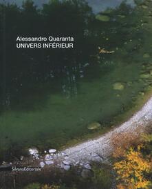 Cocktaillab.it Alessandro Quaranta. Univers inférieur. Ediz. italiana, inglese e francese Image