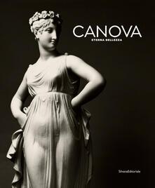 Canova eterna bellezza. Catalogo della mostra (Roma, 9 ottobre 2019-15 marzo 2020). Ediz. a colori - copertina