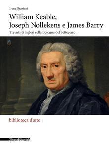 Aboutschuster.de William Keable, Joseph Nollekens e James Barry. Tre artisti inglesi nella Bologna del Settecento Image