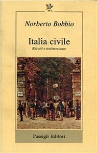 Italia civile. Ritratti e testimonianze