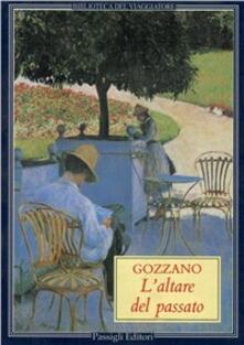 L' altare del passato-Racconti - Guido Gozzano - copertina