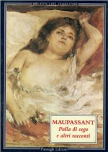 Palla di sego - Guy de Maupassant - copertina