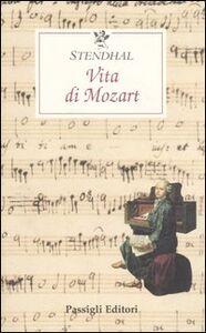 Libro Vita di Mozart Stendhal