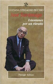 Antondemarirreguera.es José Saramago. Istantanee per un ritratto Image