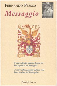 Libro Messaggio. Testo portoghese a fronte Fernando Pessoa