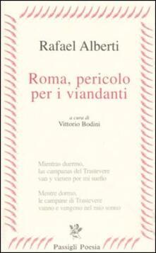 Roma, pericolo per i viandanti. Testo spagnolo a fronte.pdf
