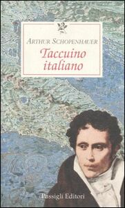 Libro Taccuino italiano Arthur Schopenhauer