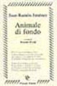 Libro Animale di fondo J. Ramón Jiménez