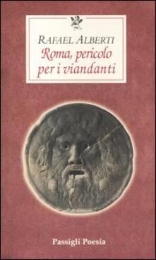 Vitalitart.it Roma, pericolo per i viandanti. Testo spagnolo a fronte Image