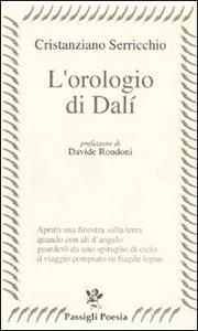 Libro L' orologio di Dalì Cristanziano Serricchio
