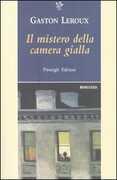 Libro Il mistero della camera gialla Gaston Leroux
