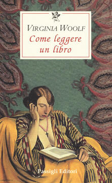 Come leggere un libro - Virginia Woolf - copertina