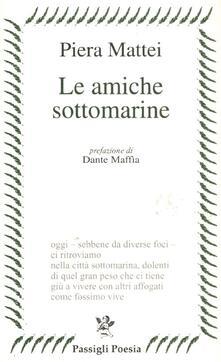 Le amiche sottomarine - Piera Mattei - copertina