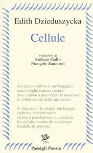 Libro Cellule Edith Dzieduszycka
