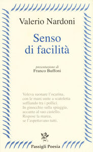 Libro Senso di facilità Valerio Nardoni