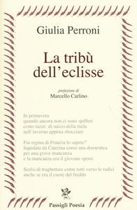 Libro La tribù dell'eclisse Giulia Perroni