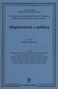 Magistratura e politica