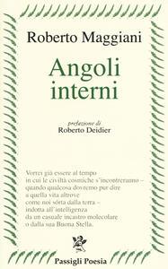 Angoli interni - Roberto Maggiani - copertina