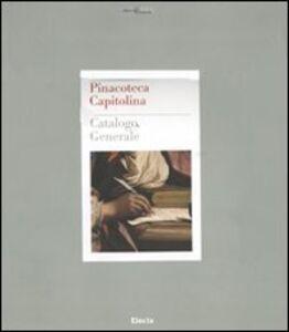 Foto Cover di Pinacoteca capitolina, Libro di  edito da Mondadori Electa