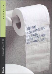 Libro Fabrica Files 13-18. Ediz. italiana e inglese