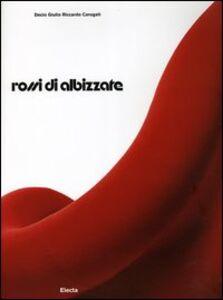 Libro Rossi di Albizzate Decio G. Carugati