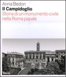 Winniearcher.com Il Campidoglio. Storia di un monumento civile nella Roma papale Image
