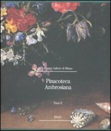Pinacoteca Ambrosiana. Vol. 2 - copertina