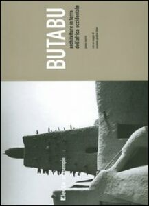 Libro Butabu. Architetture in terra dell'Africa occidentale James Morris