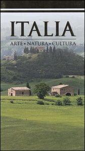 Libro Italia. Arte, natura, cultura