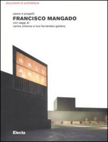 Antondemarirreguera.es Francisco Mangado. Opere e progetti Image