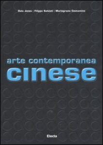 Foto Cover di Arte contemporanea cinese, Libro di AA.VV edito da Mondadori Electa