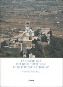 Antondemarirreguera.es La disciplina dei beni culturali di interesse religioso Image