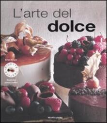 L' arte del dolce - Ernst Knam - copertina