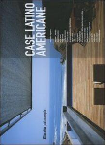 Libro Case latino americane Mercedes Daguerre