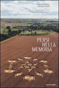 Libro Persi nella memoria Andrea Feliziani , Gabriella Giunta