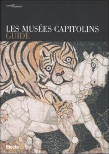Les Musées Capitolins. Guide - copertina