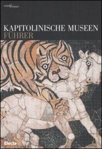 Libro Kapitolinische Museen. Führer
