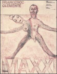 Francesco Clemente. Catalogo della mostra (Roma, 24 febbraio-30 aprile 2006). Ediz. italiana e inglese - copertina