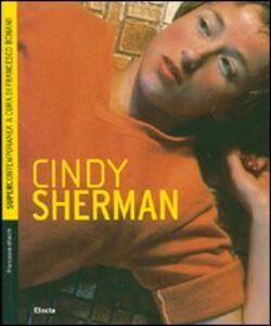 Libro Cindy Sherman Francesco Stocchi