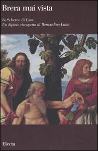 Brera mai vista. Vol. 19: «Lo Schermo di Cam». Un dipinto riscoperto di Bernardino Luini.